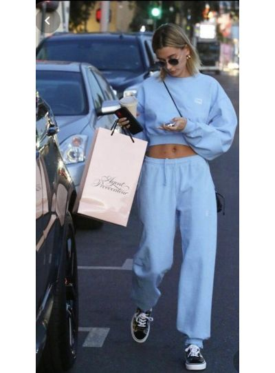Sea Blue Joggers Set