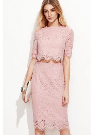 Salmon Joint Dress