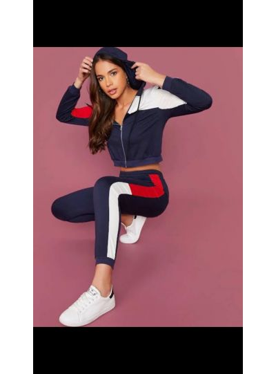 3 Colour Rubina Track Suit