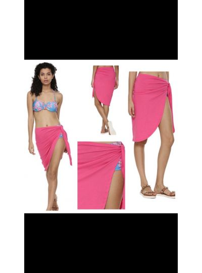 Beach wear Skirt Tie up