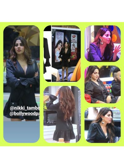 Black Nikki Dress