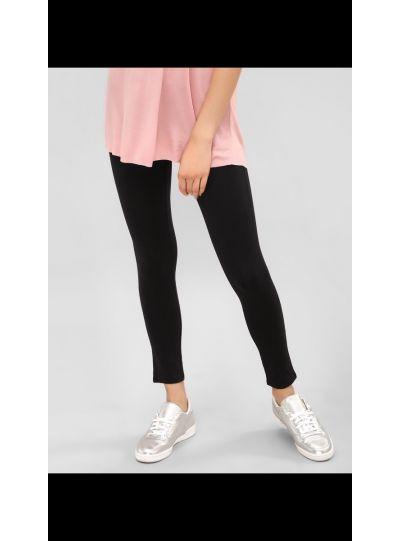 Plain Black Super Comfortable Leggings