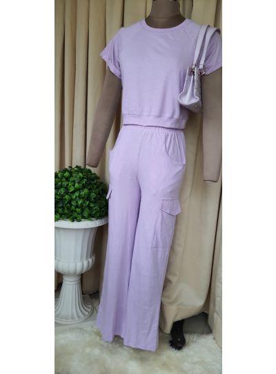 Purple Plain Co ords